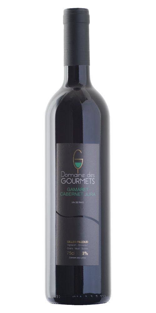 Domaine des Gourmets - Cabernet jura