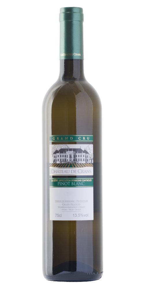 Château de Crans - Pinot Blanc